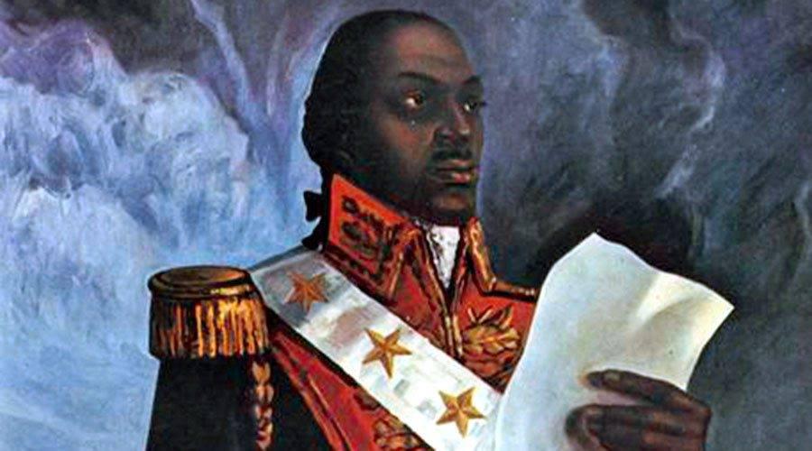 August 22 1791- Toussaint L'Ouverture