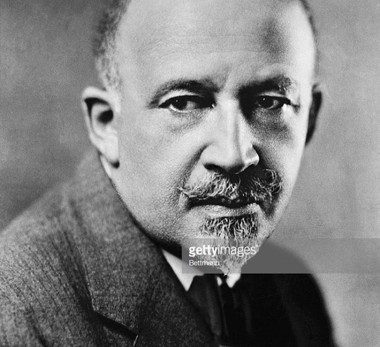 August 27 1963- W.E.B Dubois