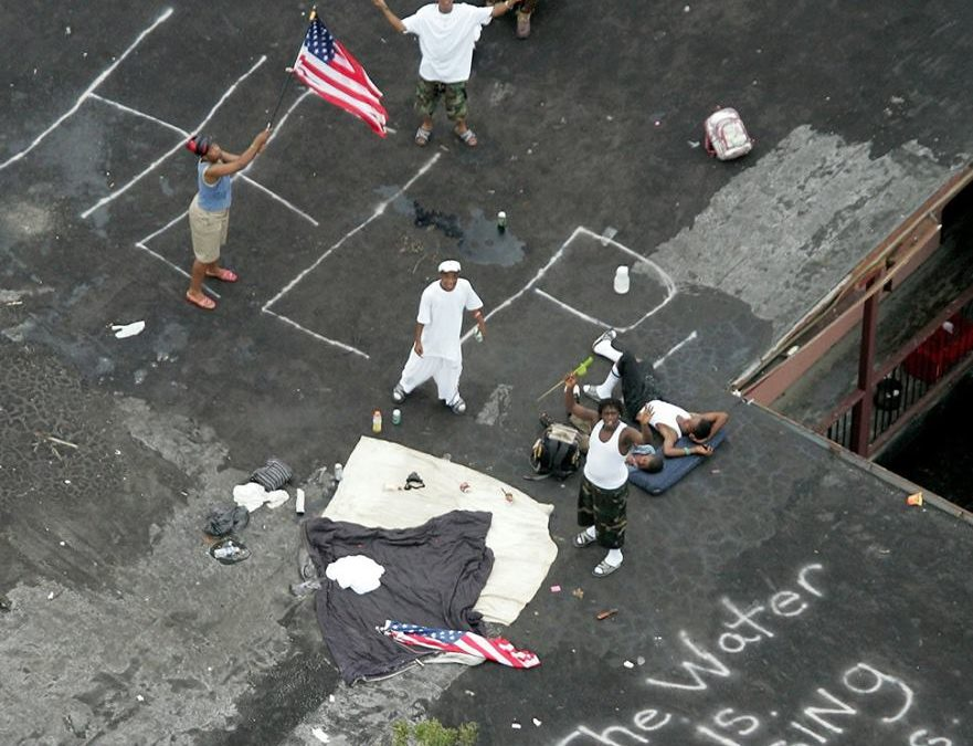 August 29 2005- Hurricane Katrina