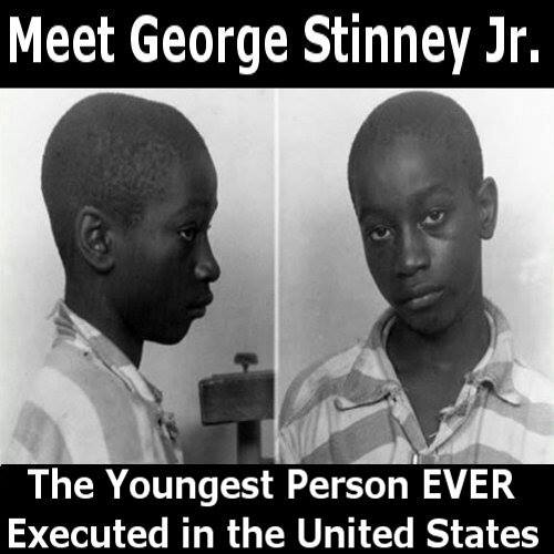 December 17 2014- George Stinney Jr