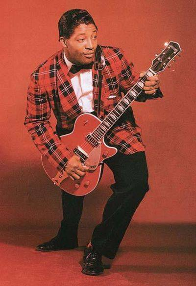 "December 30 1928- Elias "" Bo Diddley"" McDaniel"