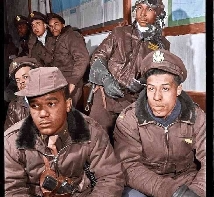 February 19, 1942 – Tuskegee Airman