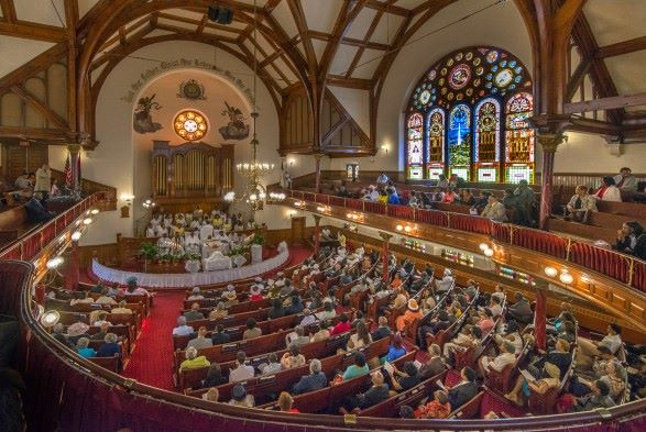 February 20, 1794-Mother Bethel African Methodist Episcopal (AME) Church