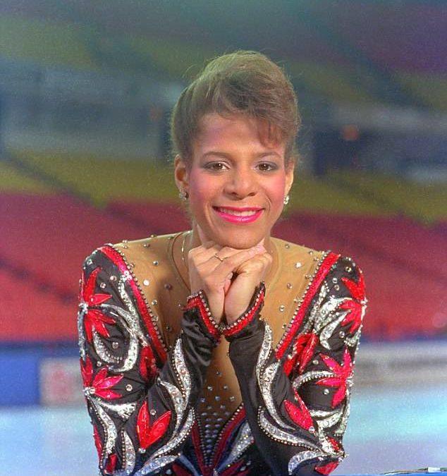 February 27 1988- Debi Thomas