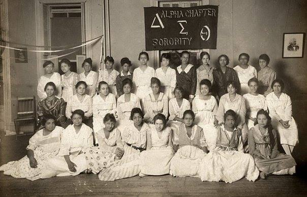 January 13 1913- Delta Sigma Theta