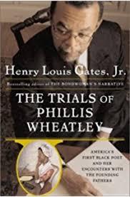 January 21 1773- Phillis Wheatly