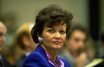 January 22 1993- Hazel Rollins Reid