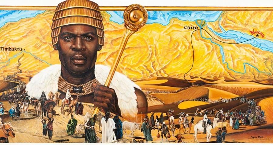 January 31 1324- Mansa Musa