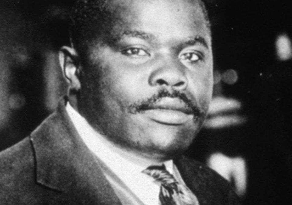 June 21 1823- Marcus Garvey