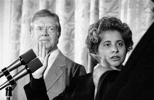 June 27 1972- Patricia Roberts Harris