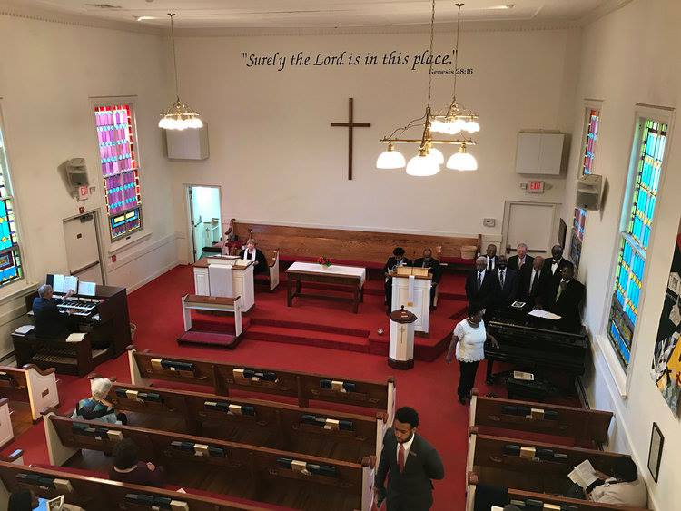 March 10, 1836 – Witherspoon Street Church