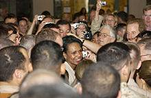 March 15, 2009- Condoleezza Rice