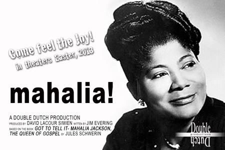 March 16, 1956- Mahalia Jackson