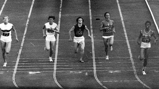 March 21, 1973- Wilma Rudolph