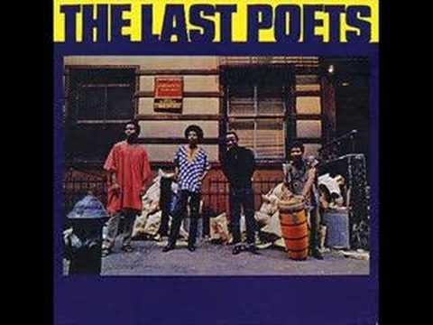 May 19 1968- The Original Last Poets