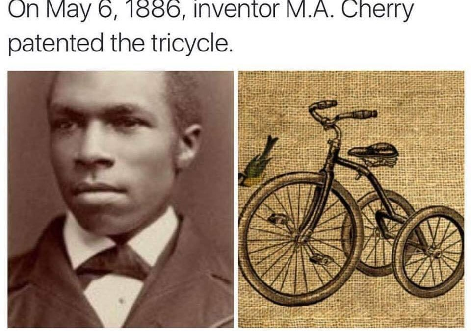May 6 1888- Matthew A. Cherry