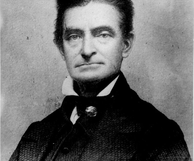 May 8 1858- John Brown