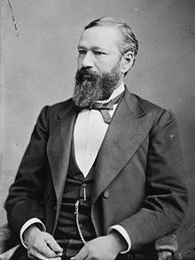 November 4 1872- Pinckney Benton Stewart