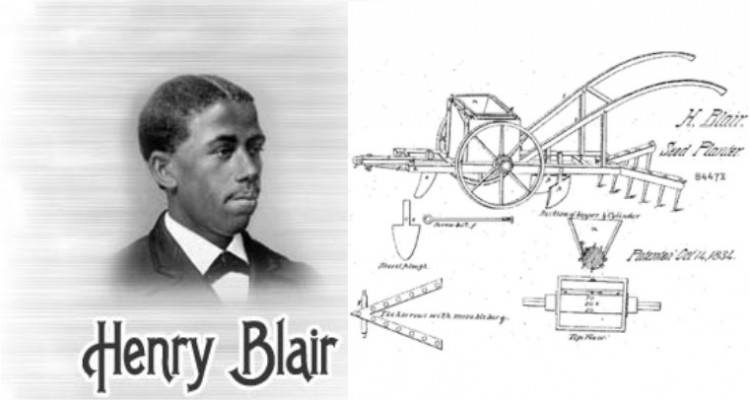 October 14 1834- Henry Blair