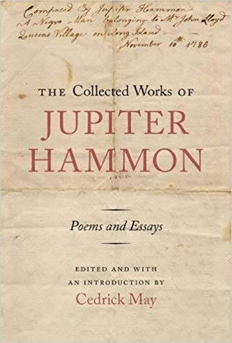 October 17 1711- Jupiter Hammon