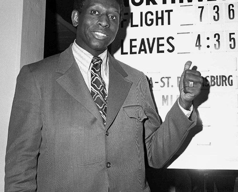 """October 31 1950- Earl """" Big Cat"""" Lloyd"""