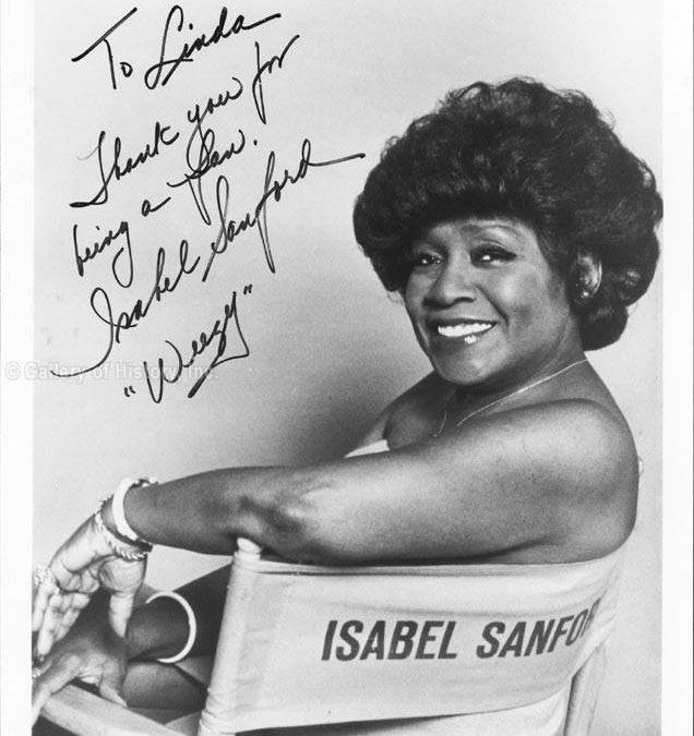 September 13 1981- Isabel Sandford