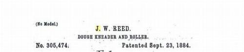 September 23 1884- Judy W. Reed