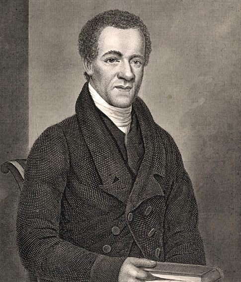 GM – FBF – Today's American champion was as an American Presbyterian minister, abolitionist, publisher, and journalist.