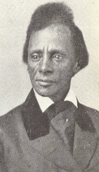 GM – FBF – Today's American Champion was an abolitionist who promoted African-American emigration.