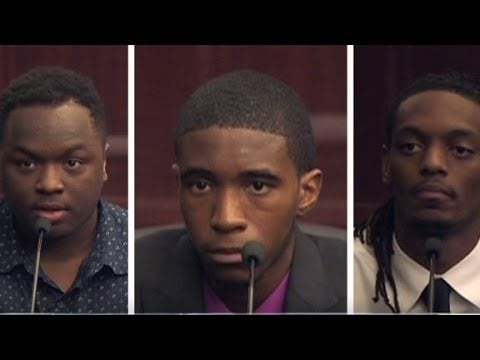GM – FBF – Today's American Champion was  a 17-year-old high school student, it happened on November 23, 2012, at a Gate Petroleum gas station in Jacksonville, Florida, by Michael David Dunn, a 45-year-old software developer, following an argument over loud music played by him and his three friends.