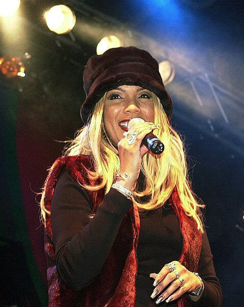 GM – FBF – Today's American Champion was an American pop and dance music singer.