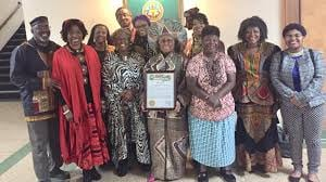 GM – FBF – Today's American Champion was Dr. McFarlin founded the Black Storytellers of San Diego, Inc. (BSSD) 15 years ago.