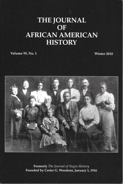 GM – FBF – Today's American Champion event  is a quarterly academic journal covering African-American life and history.