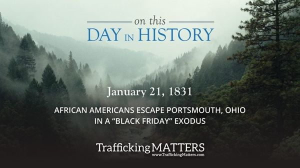 GM – FBF – Today's American Champion event went on despite the growing opposition to slavery by some whites during the early 1800s, communities, such as Huston Hollow, illustrate the prejudice that existed in Ohio during the years before the American Civil War.