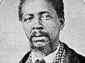 GM – FBF – Today's American Champion was was an American abolitionist, inventor, iron moulder and industrialist.