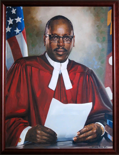 GM – FBF – Today's American Champion was an American lawyer and jurist from Baltimore, Maryland.