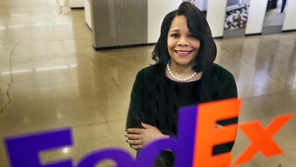 GM – FBF – Today's American Champion is the CEO of FedEx Custom Critical.