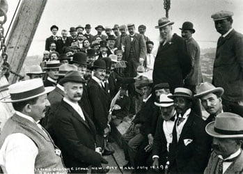 GM – FBF – Today's American Champion event is in honor of our ancestors who moved to Canada for safety and a better life.