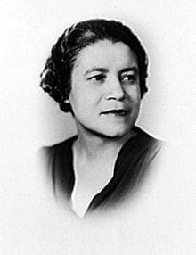 GM – FBF – Today's American Champion was a civil rights activist, social worker, race relations specialist, and the first female African American state legislator elected in the United States, based in Philadelphia, Pennsylvania.