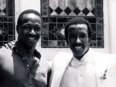 GM – FBF – Today's American Champion in 1982, he was a black engineer, was convicted for the armed robbery of a fast-food restaurant near Dallas, Texas, and sentenced to life imprisonment.