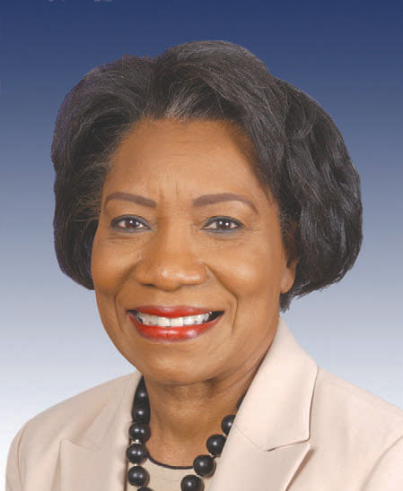 GM – FBF – Today's American Champion was an American politician who served as a member of the United States House of Representatives from 1996 until her death in 2007, representing California's 37th congressional district, which includes most of South Central Los Angeles and the city of Long Beach, California.
