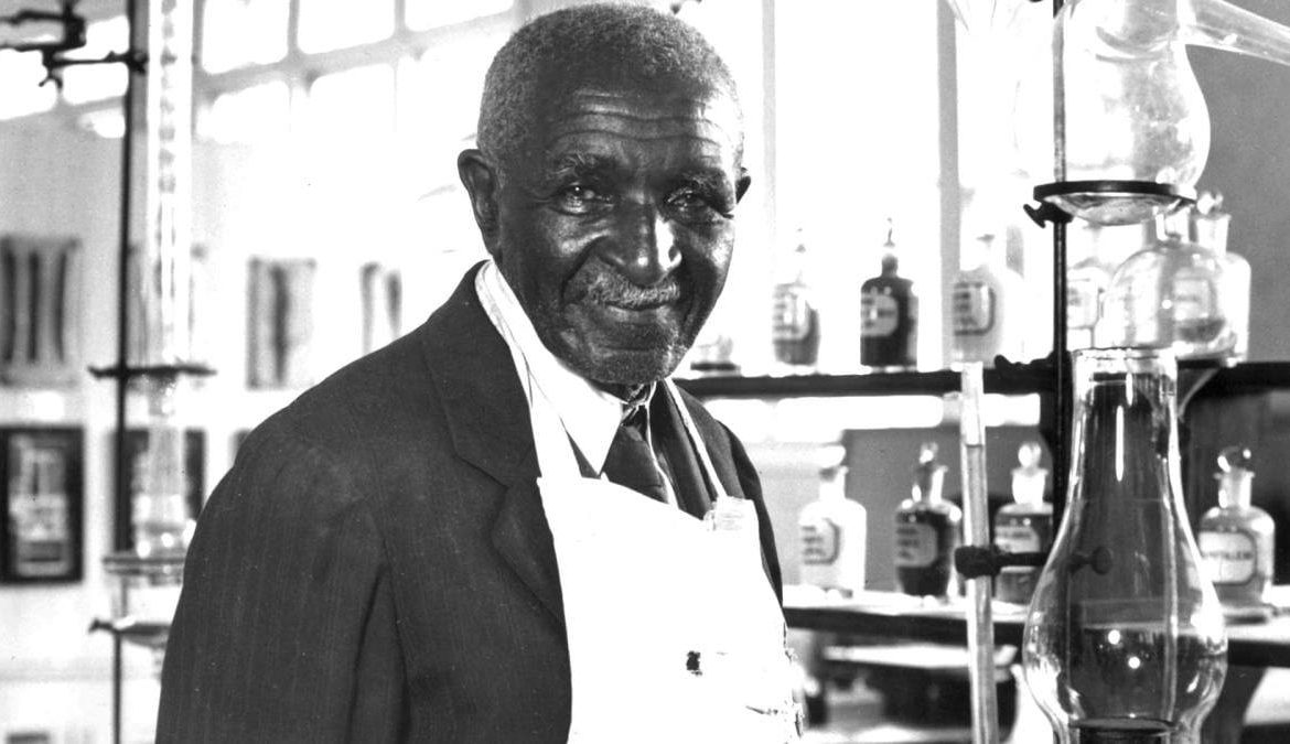 GM – FBF – Today's American Champion was an American agricultural scientist and inventor who promoted alternative crops to cotton and methods to prevent soil depletion.