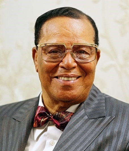GM – FBF – Today's American Champion is an American religious leader and political activist who heads the Nation of Islam (NOI).