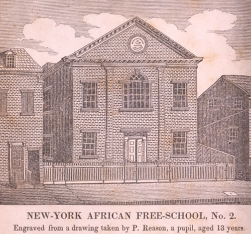 GM – FBF – Today's American Champion was The most effective work of the Society [for the Propogation] of the Gospel] among Negroes of the Northern colonies was accomplished in New York.
