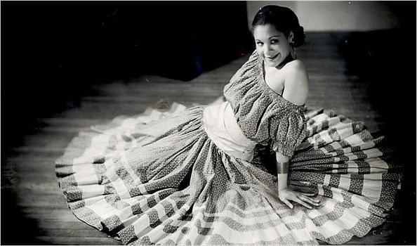 GM – FBF – Today's American Champion was an African-American dancer, choreographer, creator of the Dunham Technique, author, educator, anthropologist, and social activist.