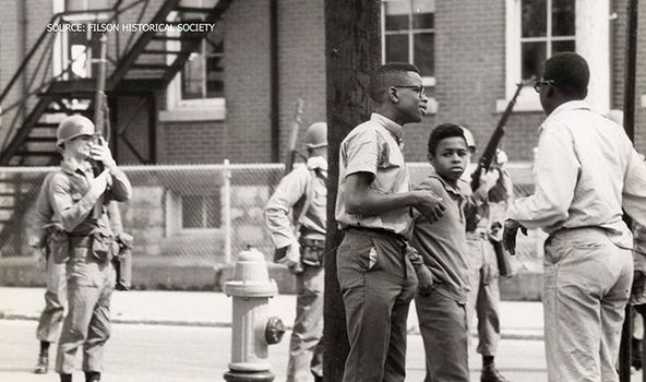 GM – FBF – Today's American Champion moment was at the beginning of the summer in 1968; keep in mind Dr. Martin Luther King Jr. was assassinated a month before and tensions in urban centers were still high and at the tipping point in many.