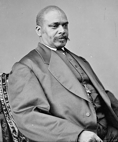 GM – FBF – Today's American Champion was one of three African Americans who served as a Republican Lieutenant Governor of Louisiana during the era of Reconstruction.