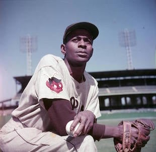 GM – FBF – Today's American Champion was an American professional baseball pitcher who played in Negro league baseball and Major League Baseball (MLB).