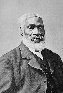 GM –FBF – Today's American Champion was an author, abolitionist, and minister.