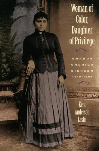 GM – FBF – Today's American Champion was a Bi-racial socialite in Georgia who became known as one of the wealthiest African American women of the 19th century after inheriting a large estate from her white planter father.